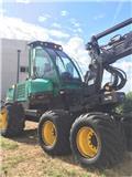 ジョンディア 1270 D、2004、ハーベスター