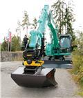 KÖP EN ROTORTILT INKL. MONTAGE!, Crawler excavators