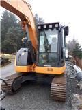 Case CX 75, 2016, Mini excavators  7t - 12t