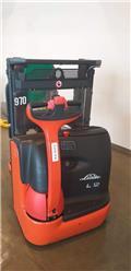 Linde L12، 2006، معدات التكديس الجوالة