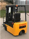 Nissan N01L18HQ، شاحنات ذات رافعات شوكية تعمل بالكهرباء