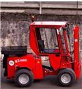 Grünig Uni-Truck, Vozila za prijevoz opreme za rad