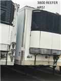 Utility 53 x 102, 2004, Temperature controlled semi-trailers
