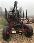MTZ952 Weimer 10T, 2002, Forwarders