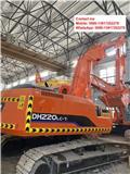 Doosan DH 220 LC-7, 2017, Escavadoras de rastos