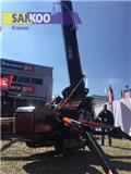 BGlift M250, 2018, Dvigala na gosenicah