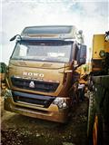 Howo new truck, 2016, Site Dumpers