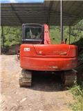 Hitachi 70, Crawler excavators