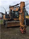 CASE WX 188, 2012, Excavadoras de ruedas