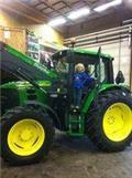 John Deere 6330, 2012, Tractores
