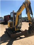 Wacker Neuson EZ28, 2015, Mini Excavators <7t (Mini Diggers)