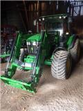 John Deere 5075 M, 2014, Traktorer