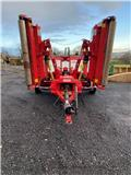 Trimax Pegasus S3, Mounted and trailed mowers