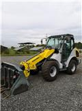 Kramer 8085T, 2015, Wheel loaders