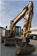 New Holland MH Plus, 2008, Wheeled excavators
