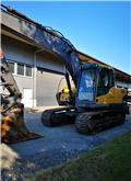 Volvo EC 160, 2008, Crawler Excavators