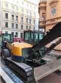 Volvo ECR 88, 2013, Midi excavators  7t - 12t