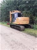 Case CX 135 SR, 2005, Crawler excavators
