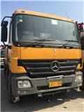 Mercedes-Benz 46M, Concrete pump trucks
