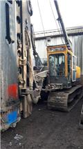 Junttan PM20 LC, 1996, Drilling rigs