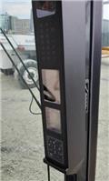 Kombajn Case 5088 6088 7088 wyświetlacz panel, Cabins and interior