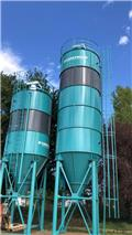 Constmach 50 Tonnes Capacity Cement Silo For Sale Best Price, 2020, Betono gamybos agregatai