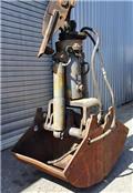 Componenta Zweischalen-Tiefbau-Greifer 1000 mm PC240 SW25, Pinzas