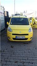 Peugeot Partner، 2012، شاحنة مقفلة