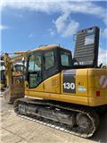 Komatsu PC130-7K, 2005, Crawler Excavators