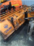 Epoke SPS 240 sneplov 2,40 m, 1994, Snow Blades And Plows