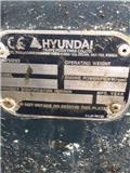 Hyundai HX 260 NL, 2015, Raupenbagger