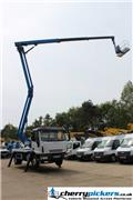 Iveco Eurocargo CTE Z26J, 2007, Truck mounted aerial platforms