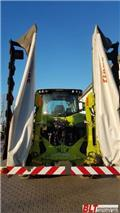 CLAAS Disco 8400 Contour, 2011, Mower-conditioners