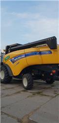 New Holland CX 6080، 2013، حصادات