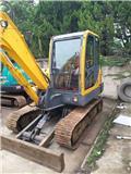World 70, Crawler excavators
