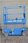 Genie GS 1930, 2011, Škarjaste dvižne ploščadi