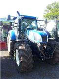 New Holland T 6.140 AC, 2016, Tractores