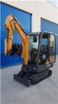 CASE CX 18, 2019, Mini excavadoras < 7t
