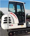 Terex TC 29, 2007, Mini kotrók < 7t