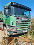 Scania 114 C 380, 2004, Tegljači