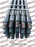 Ditch Witch JT1220 Drill pipes, Żerdzie wiertnicze, Urbšanas iekārtu piederumi un rezerves daļas