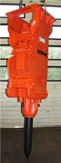 NPK H 7 X, 2014, Hammers / Breakers