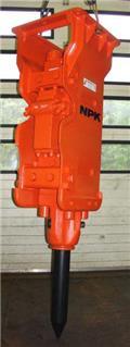 NPK H 7X 1050kg 12↔20t Generalüberholt, 2014, Hammer / Brecher