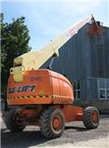 JLG 660, 2000, Telescopic boom lifts