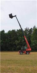 Manitou 1635, 2006, Pale gommate telescopiche