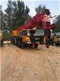 Sany STC 750 S, 2016, All terrain cranes