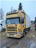 Scania R 164 GB, 2004, Wood chip trucks