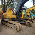 Volvo EC 210 B LC、2010、履帶式挖土機(掘鑿機,挖掘機)