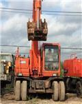 斗山 DH 130、2010、轮式挖掘机