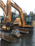 Hanix H 75 C, 2005, Mini excavators  7t - 12t